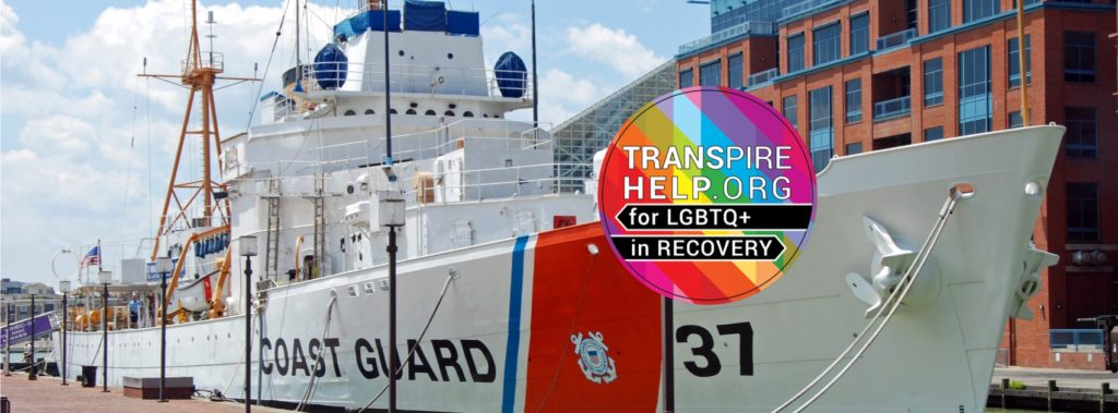 coast guard transgender