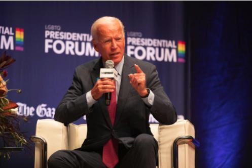 "Joe Biden Condemns Poland's ""LGBT-free Zones"""